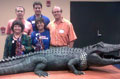 Gator Dentists at the opening game