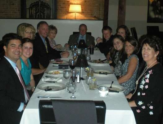 2009 Orthodontics Graduation Dinner
