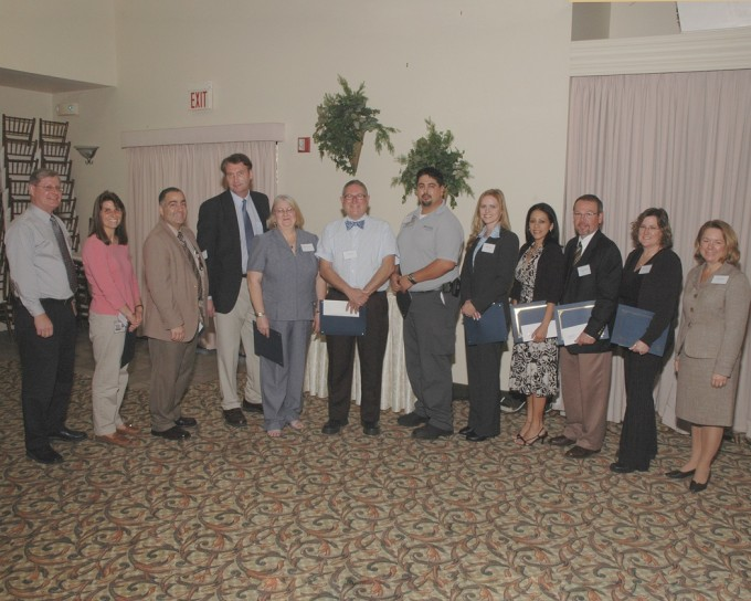 UF Superior Accomplishments Award winners, 2008