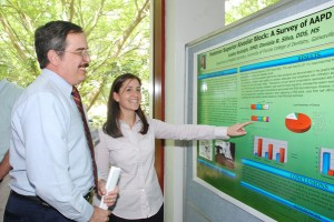 Everyone Enjoyed 2008 Research Day