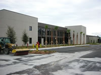 Naples clinic nearing completion