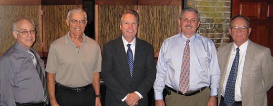 Dr. Donald Cohen, Dr. Ulrich Foerster; Dr. Arthur Nimmo, Dr. Matthew Dennis, Dr. Ronald Watson