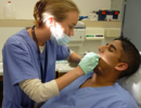 Students Learn to Screen for Oral Cancer