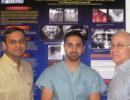 Dashti wins Waldron Award at AAOMP Meeting