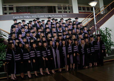 2012 UF College of Dentistry graduates