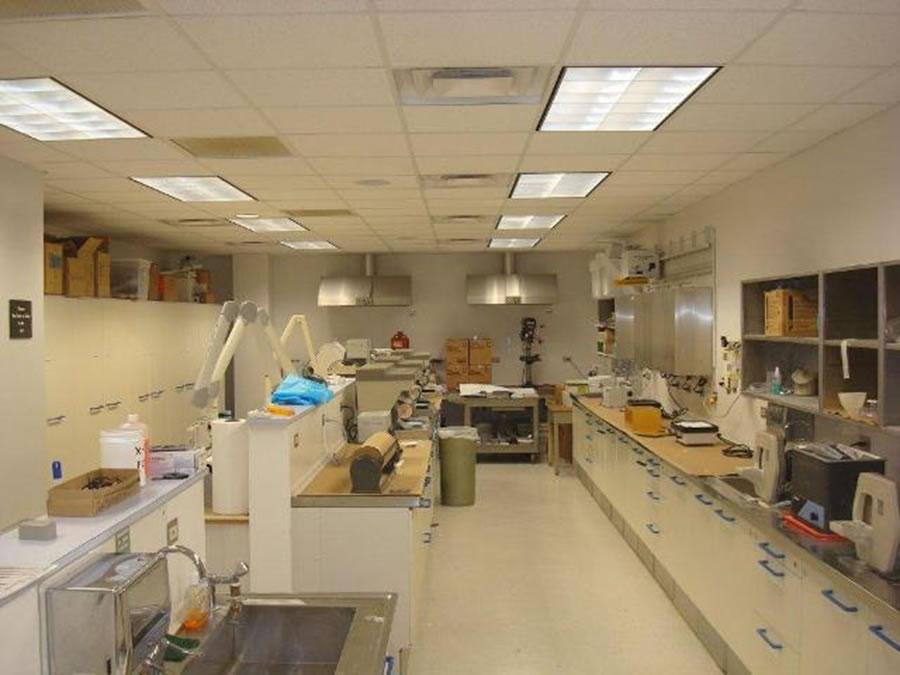 Student Dental Simulation Laboratory College Of Dentistry
