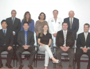 Congratulations to the Endodontics class of 2010 on their oral examinations
