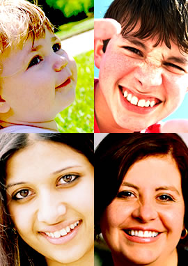 Oral health tips for parents, kids, teenagers and adults