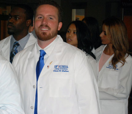 2012 White Coat Ceremony » College of Dentistry » University of