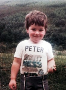 Peter Childhood photo small