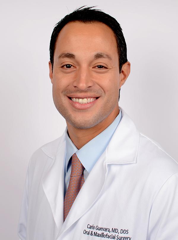 Welcoming New Faculty: Carlo Guevara » College of Dentistry