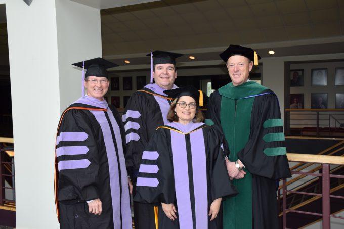 Drs. Craig Oldham, Cesar Sabates, Isabel Garcia, David Guzick
