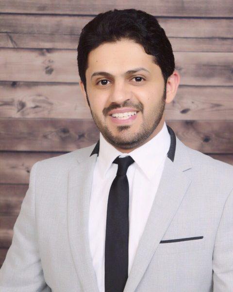 Dr. Alqahtani headshot
