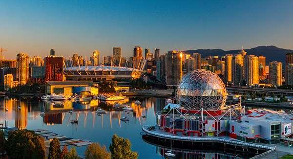 Vancouver landscape