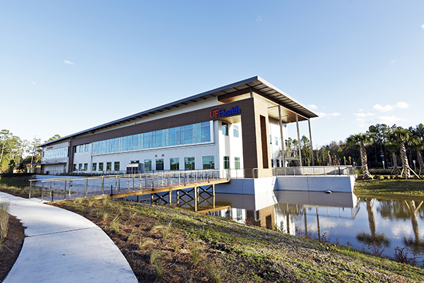 UF Health Wildlight facility photo