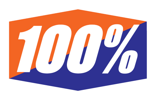 100 percent image