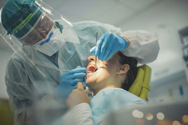 Getty dental image
