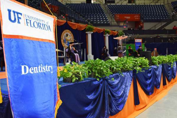Dentistry commencement