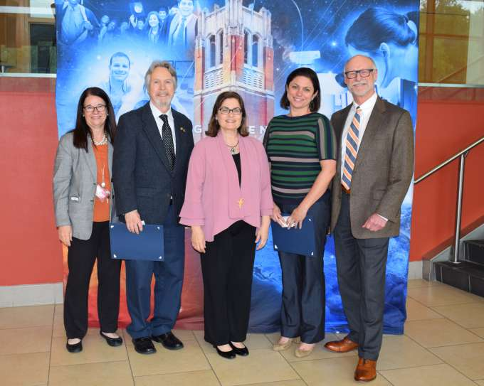 2019 Sustained Exemplary Teaching Award Recipients