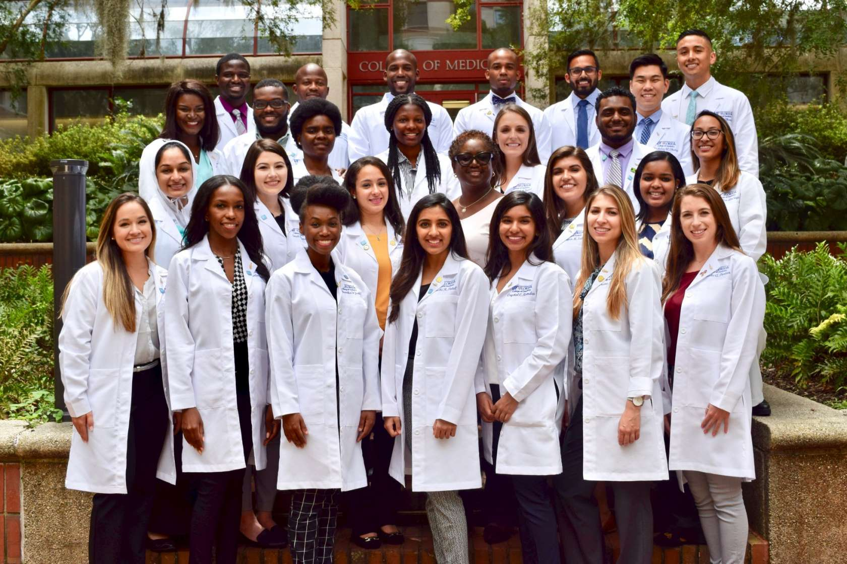 The UF Student National Dental Association's goal is to promote, aid and support the academic and social environment of minority students at the college.