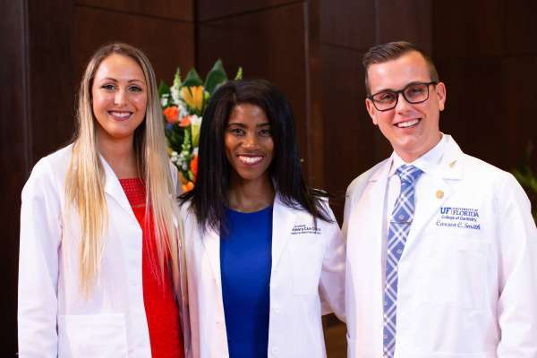 white coat ceremony 2022