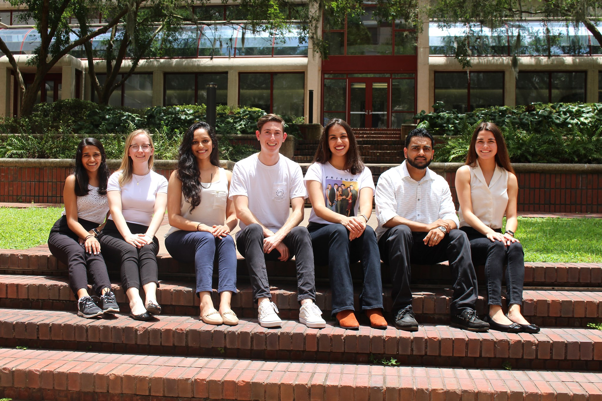 2019 Summer Research Students