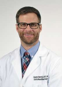 Photo of Dr Hamrick