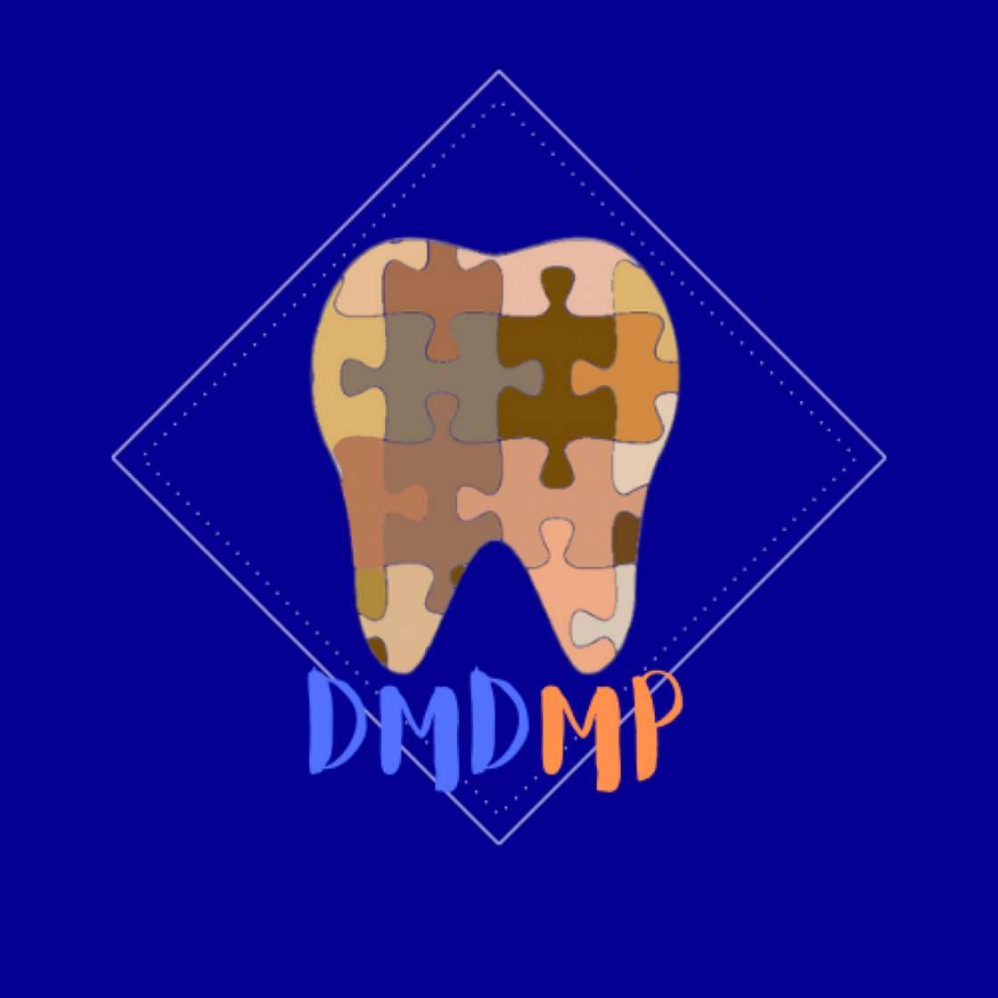 Distinguished Minorities in Dentistry Mentorship Program Logo