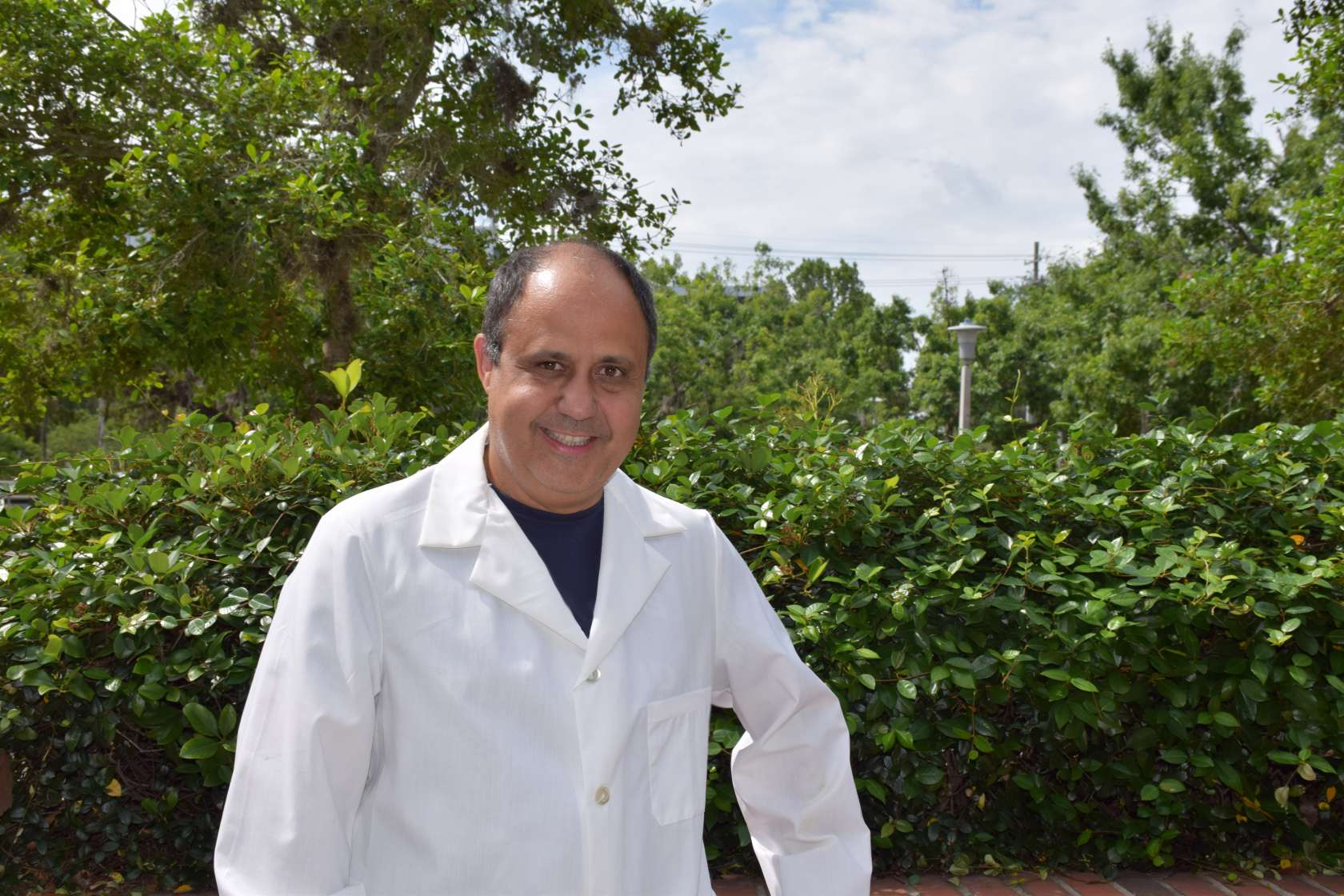 Frias-Lopez joined the UF College of Dentistry in 2016.