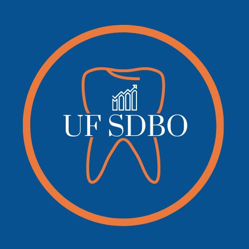 UF Student Dental Business Organization Logo
